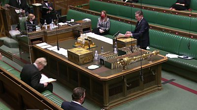 Frant benches at PMQs