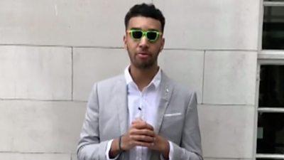 London mayoral candidate Niko Omilana