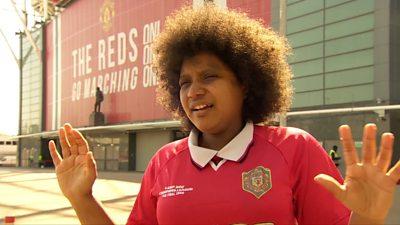 Man Utd fan