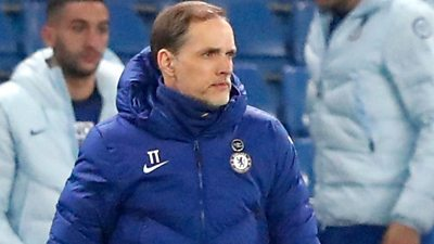 Chelsea 0-0 Brighton & Hove Albion: European Super League talk affected me and players - Thomas Tuchel thumbnail