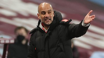 'We are so close to title' - Guardiola on Man City's win over Aston Villa