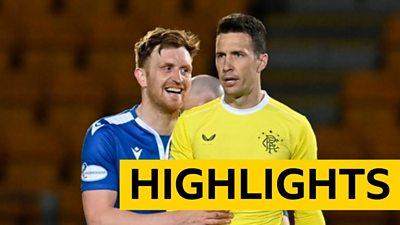 Highlights: St Johnstone 1-1 Rangers