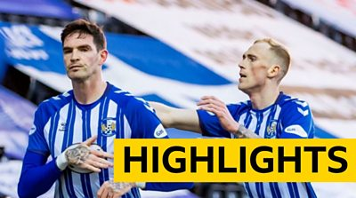 Highlights: Kilmarnock 3-0 Dundee United