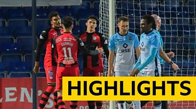 Highlights: Ross County 1-3 St Mirren