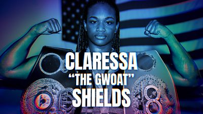 Claressa Shields on switching from boxing to MMA & why she's the greatest of all time
