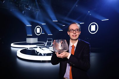 Youngest Mastermind winner: 'It feels like a dream'