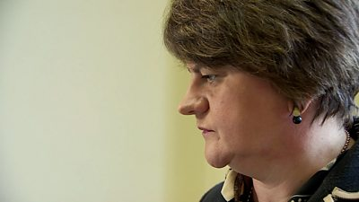 Watch: We look back at Arlene Foster's political career