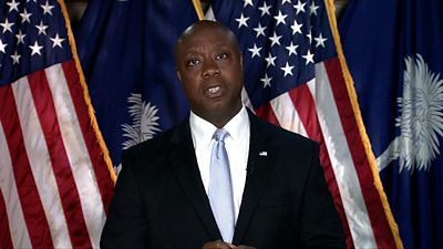 Tim Scott: 'America is not a racist country'