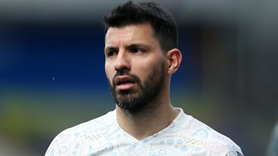 Crystal Palace 0-2 Man City: Pep Guardiola praises Aguero