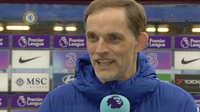 Tuchel 'very happy' with 'focused' Chelsea