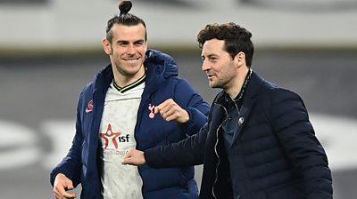 Gareth Bale, Ryan Mason