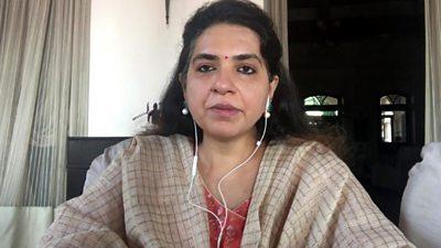Shaina Nana Chudasama, BJP national spokesperson