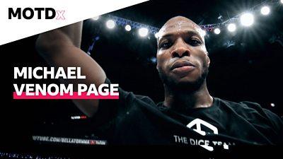 Michael Venom Page
