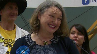 Conservative MP Jill Mortimer
