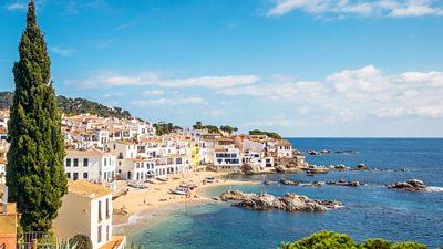 File photo: A Costa Brava seaside town in Girona Province, Catalonia