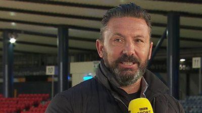 Derek McInnes praises St Johnstone boss Callum Davidson's first season as boss.