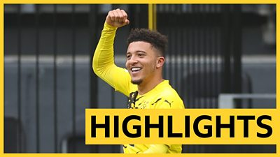 Highlights: Jadon Sancho