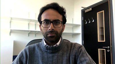Prof Ravindra Gupta, Microbiologist, University of Cambridge