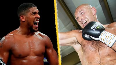 BBC Sport looks back at the verbal barbs and insults between Anthony Joshua and Tyson Fury, with a heavyweight unification bout between the two expected to be announced.