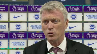 West Ham still have a chance of European football - Moyes
