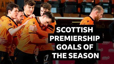 Scottish Premiership goals of the season