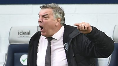 'It's a disgrace' - Allardyce anger at officials