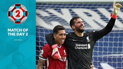 'What a goal! what a header!' - Watch Alisson's 'remarkable' Liverpool goal