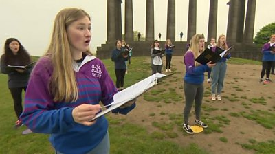 The National Youth Choir of Scotland