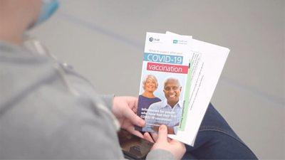 Covid-19 vaccine leaflet