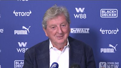"""It's the """"right time to leave the club and maybe to leave football for a while"""" - Hodgson"""