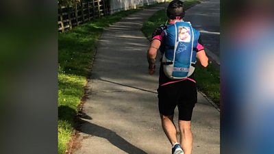 A 38-year-old from Navan has set a new Irish men's record for the Last One Standing race.