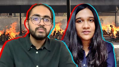 The teenagers fighting India's deadly Covid crisis