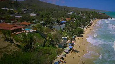 Venezuela's paradise beach resort turns into violent nightmare