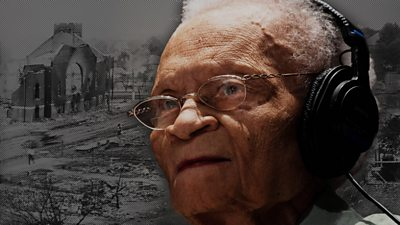 Viola Fletcher, a survivor of the 1921 Tulsa Massacre, calls for justice 100 years on.