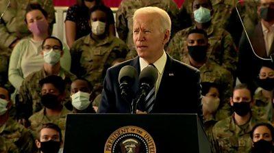US President Biden