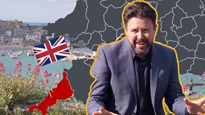 Jon Kay tells us what is happening ahead of this weekend's G7 summit in just one minute.
