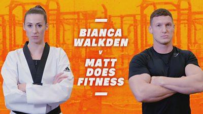 Bianca Walkden v MattDoesFitness