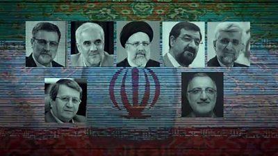 Iranian elections 2021