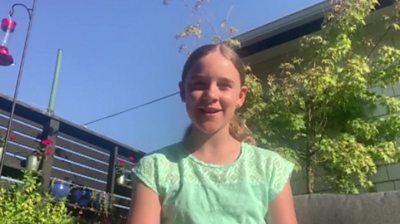 Canada heatwave: Emily tells us what it's like