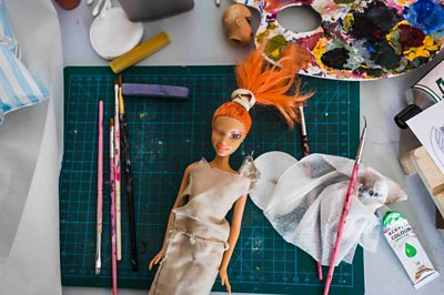 The woman giving toys a new life thumbnail