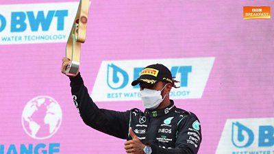Lewis Hamilton talks about making motorsport more diverse thumbnail