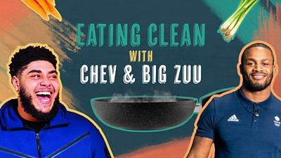 Cheavon Clarke & Big Zuu