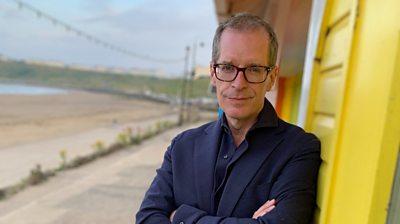David Sillito in Scarborough