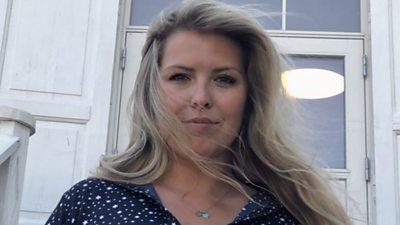 Lisa Husby, Norway terror attack survivor