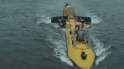 Orbital Marine Power's O2