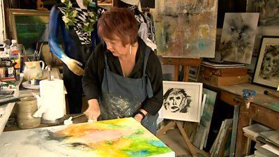 Jan painting