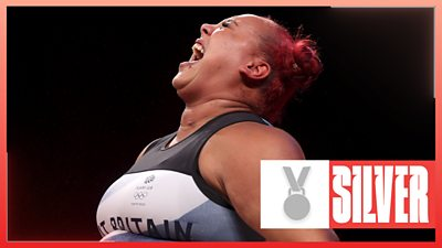 Tokyo Olympics: Emily Campbell becomes first British female weightlifter to medal