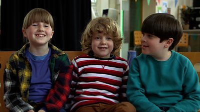 From the classroom to the small screen: meet the actors playing Biff, Chip and Kipper.