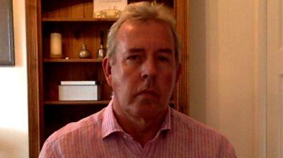 Lord Kim Darroch, former UK National Security Adviser