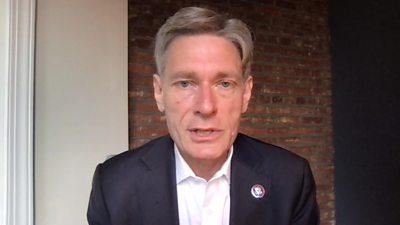Democratic Congressman Tom Malinowski